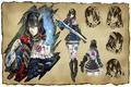 "Wii U - ""Bloodstained: Ritual of the Night - Concept Art""-Screenshot"