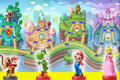 "Wii U - ""Mini Mario & Friends amiibo Challenge - Artworks""-Screenshot"