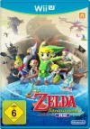 Legend of Zelda: The Wind Waker HD Boxart