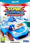 Sonic & All-Stars Racing Transformed Boxart