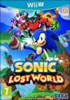Sonic Lost World Boxart