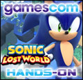 Zur Sonic Lost World Screengalerie