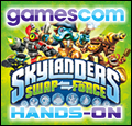 Zur Skylanders Swap Force Screengalerie
