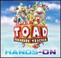 Zur Captain Toad: Treasure Tracker Screengalerie